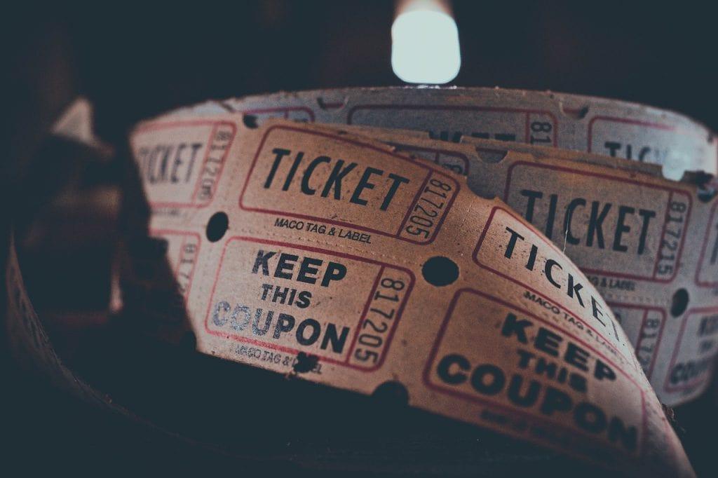 Tickets für Konzert